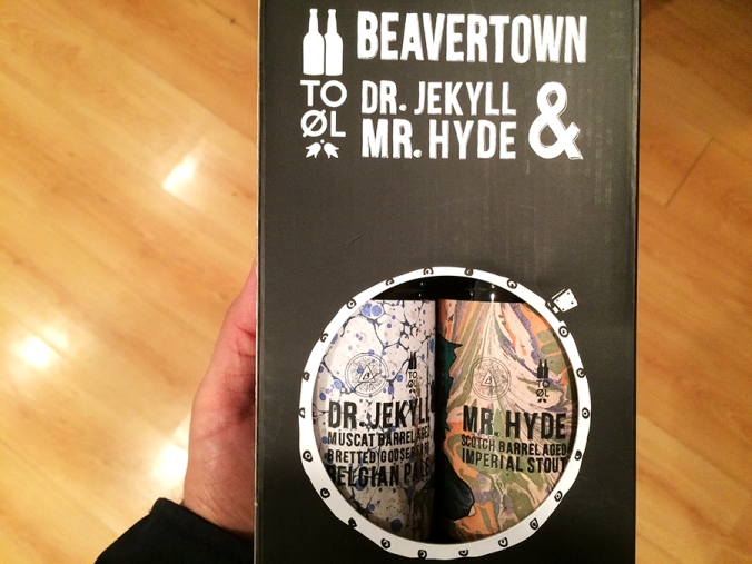 Beavertown jekyll and hyde