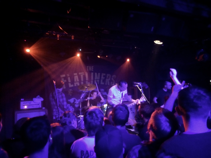 Flatliners at Dingwalls, Camden