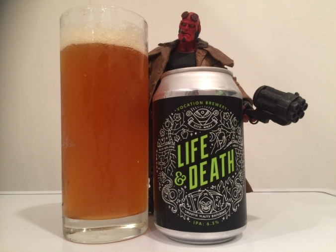 vocation brewery life and death