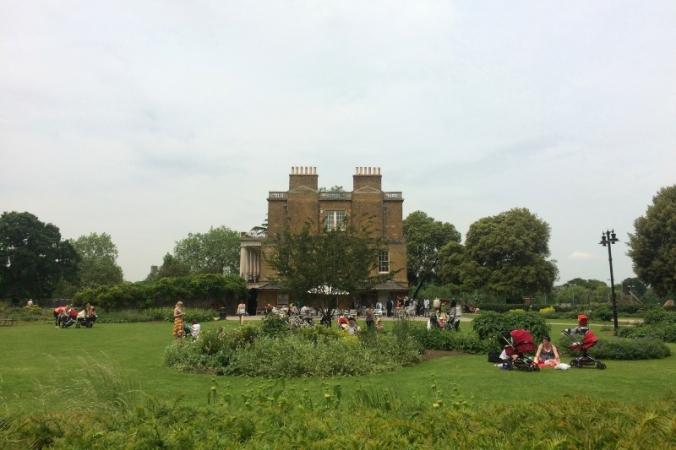 clissold house clissold park