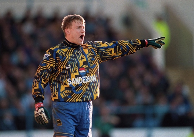 Kevin Pressman - sheffield wednesday kit