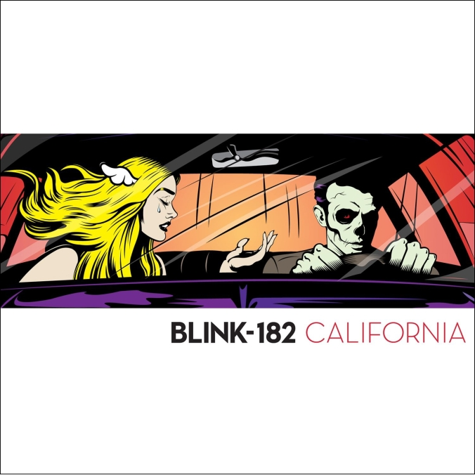 blink 182 california d face