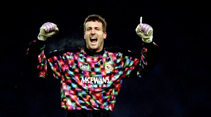 Tim Flowers blackburn